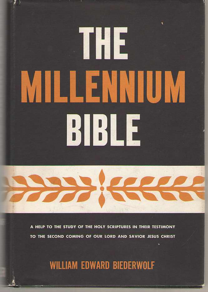 Image for The Millennium Bible