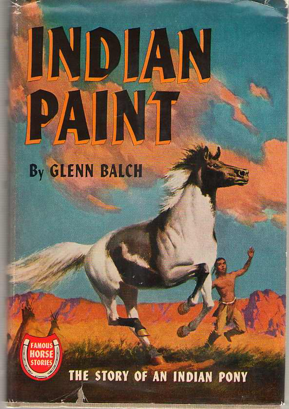 Image for Indian Paint The Story of an Indian Pony
