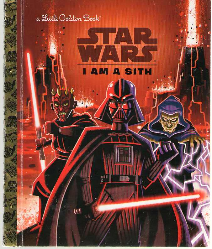 Image for I Am a Sith   (Little Golden Book)
