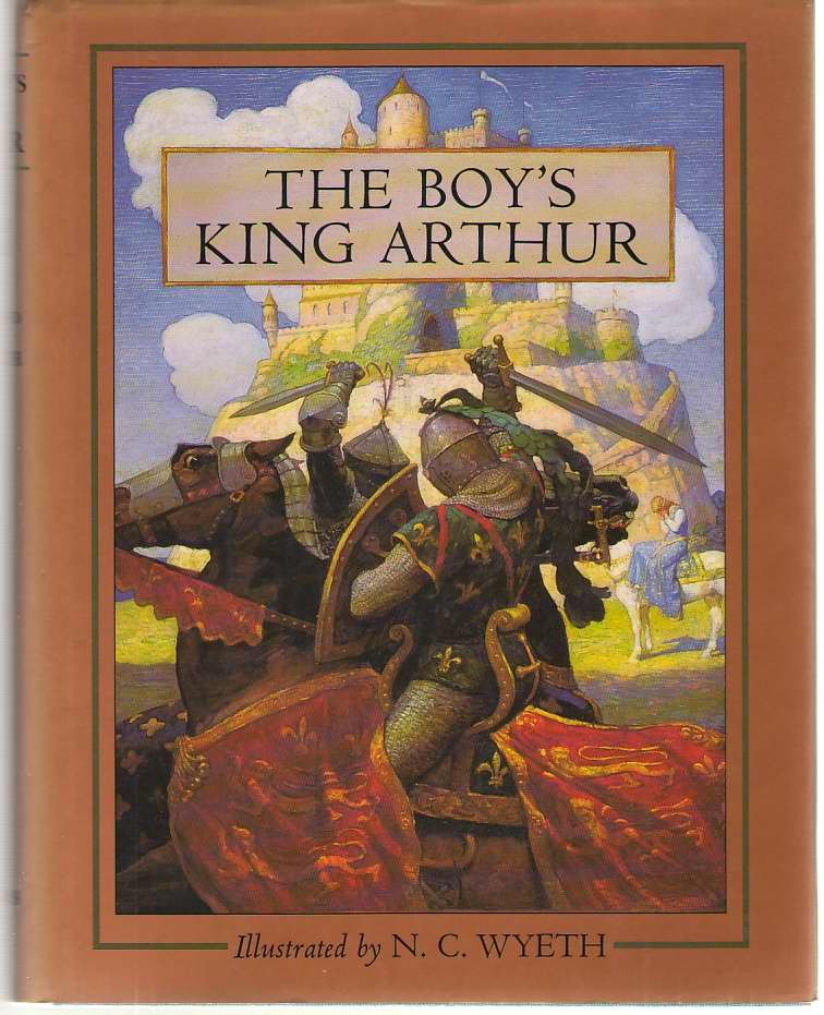 Image for The Boy's King Arthur