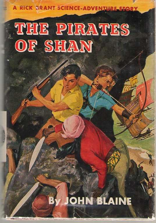 Image for The Pirates of Shan