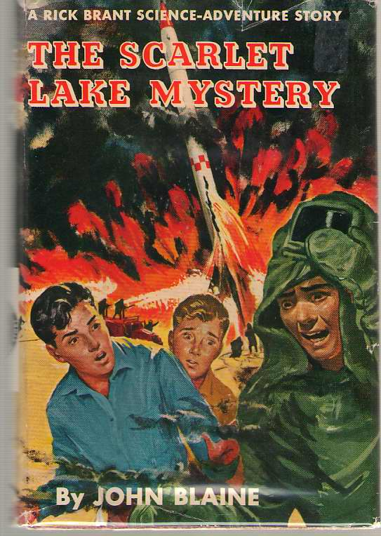 Image for The Scarlet Lake Mystery