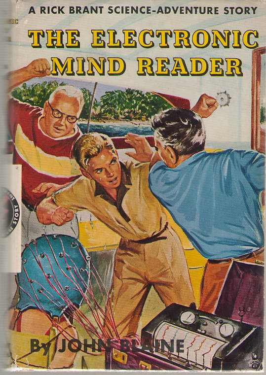Image for The Electronic Mind Reader