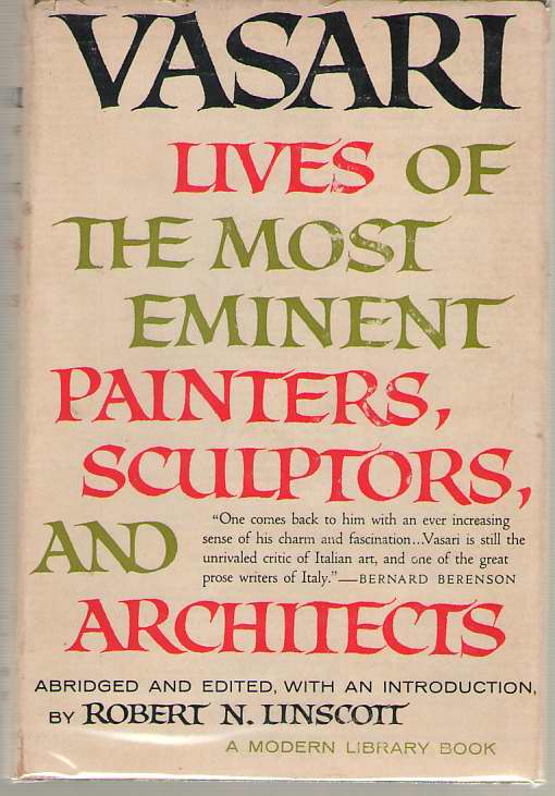 Image for The Lives Of The Most Eminent Painters, Sculptors, And Architects