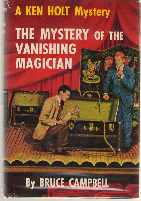 Image for The Mystery Of The Vanishing Magician
