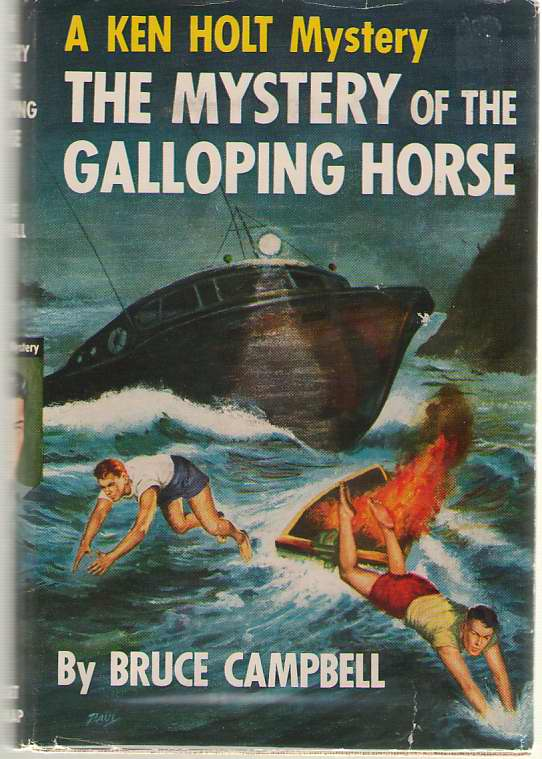 Image for The Mystery Of The Galloping Horse