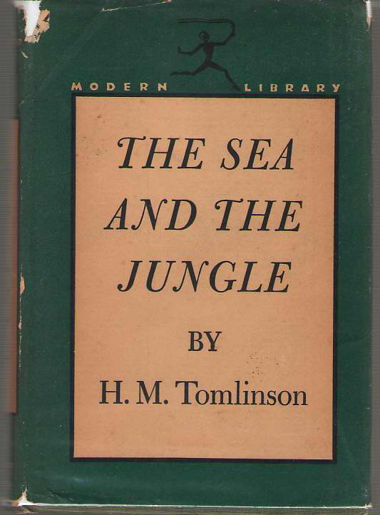 Image for The Sea and the Jungle