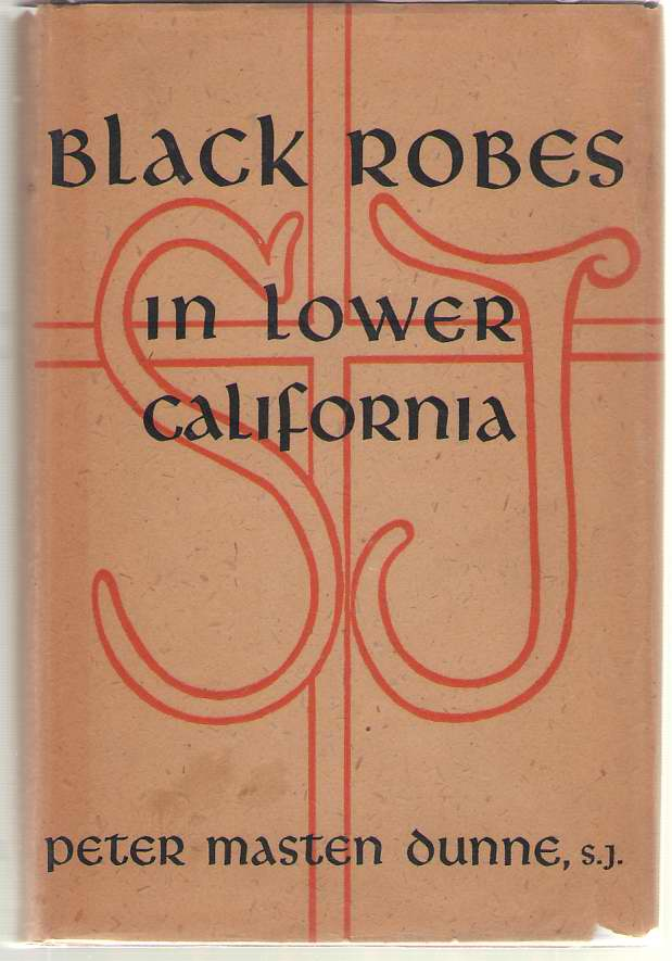 Image for Black Robes in Lower California