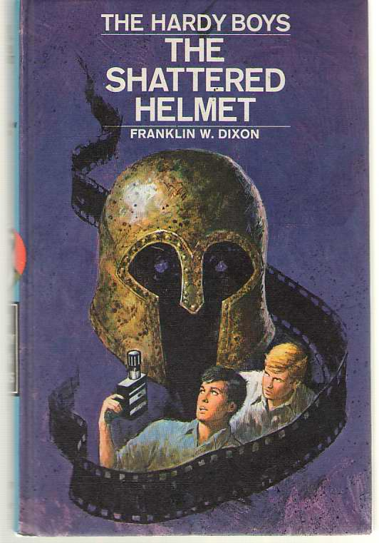 Image for The Shattered Helmet