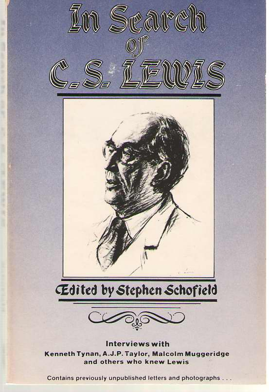 Image for In Search of C.S. Lewis