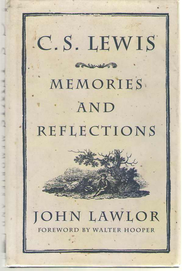 Image for C.S. Lewis  Memories and Reflections