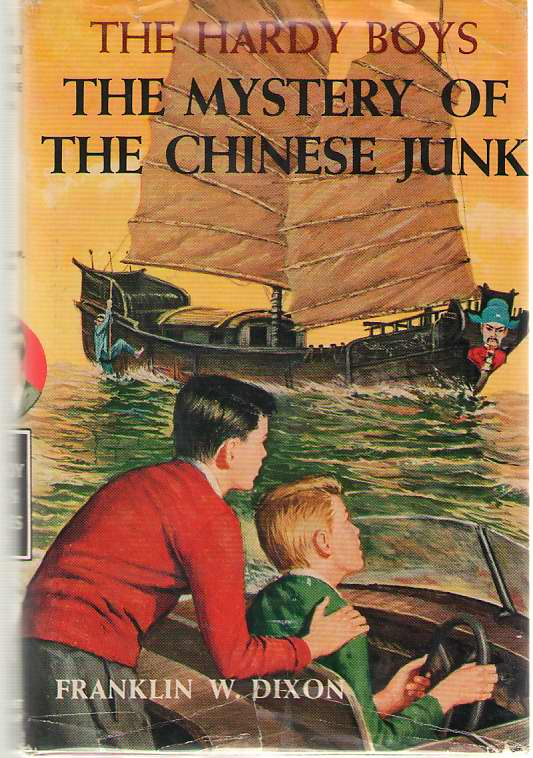 Image for The Mystery Of The Chinese Junk