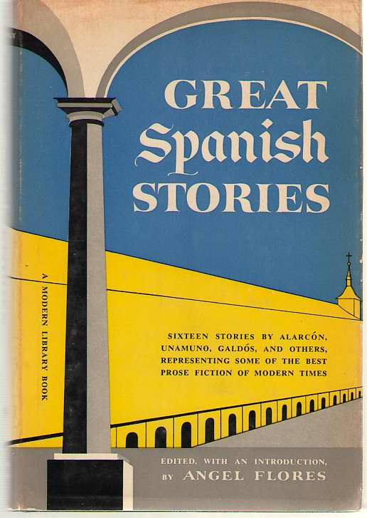Image for Great Spanish Stories