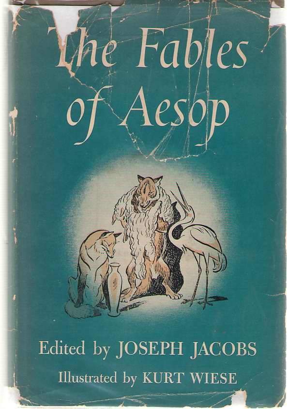 Image for The Fables Of Aesop Selected, Told Anew and Their History Traced