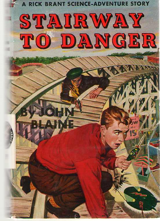 Image for Stairway To Danger