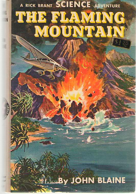 Image for The Flaming Mountain
