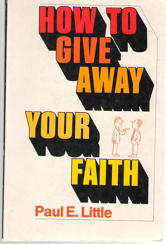 Image for How To Give Away Your Faith