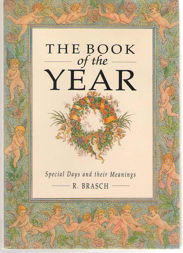 Image for The Book of The Year - Special Days and Their Meanings