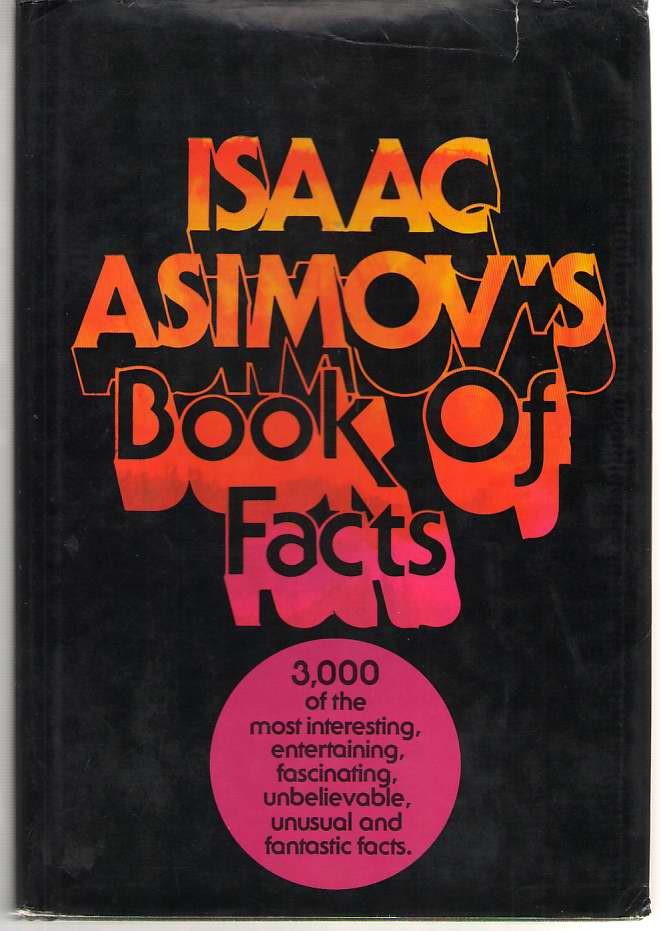 Image for Isaac Asimov's Book of Facts