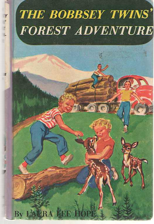 Image for The Bobbsey Twins Forest Adventure