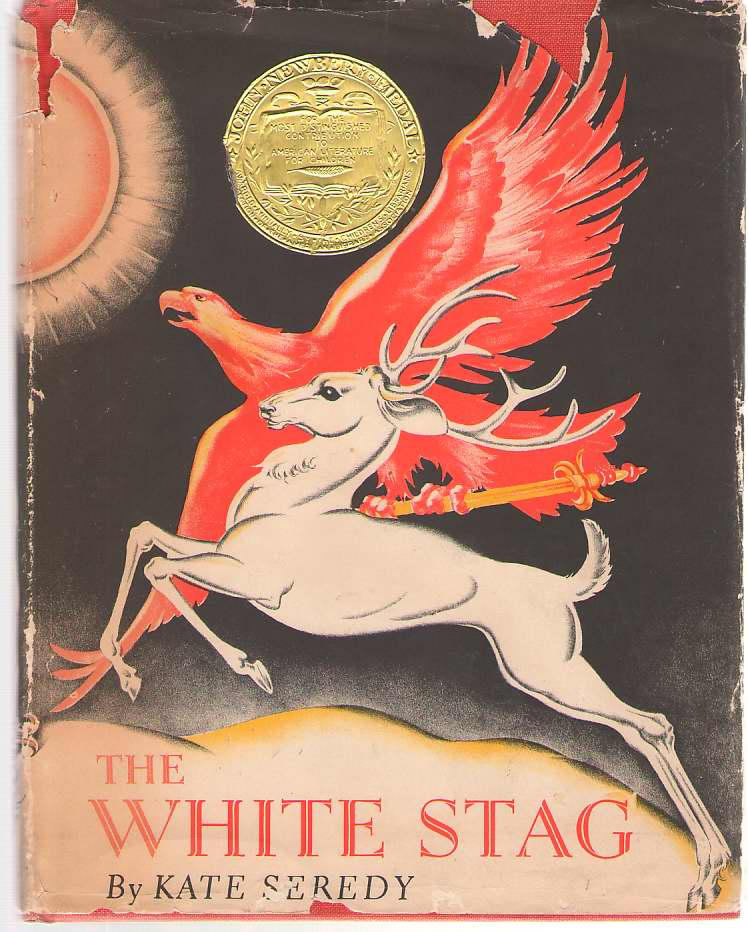 Image for The White Stag