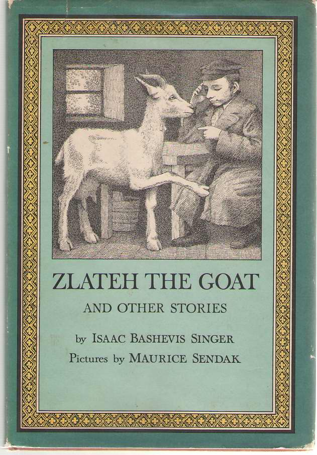Image for Zlateh the Goat and Other Stories