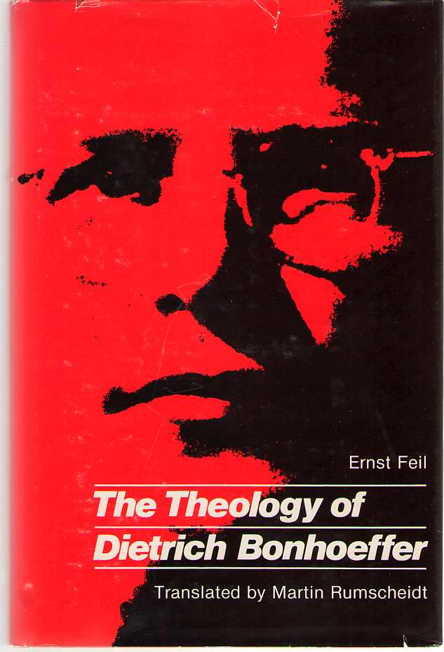 Image for The Theology of Dietrich Bonhoeffer