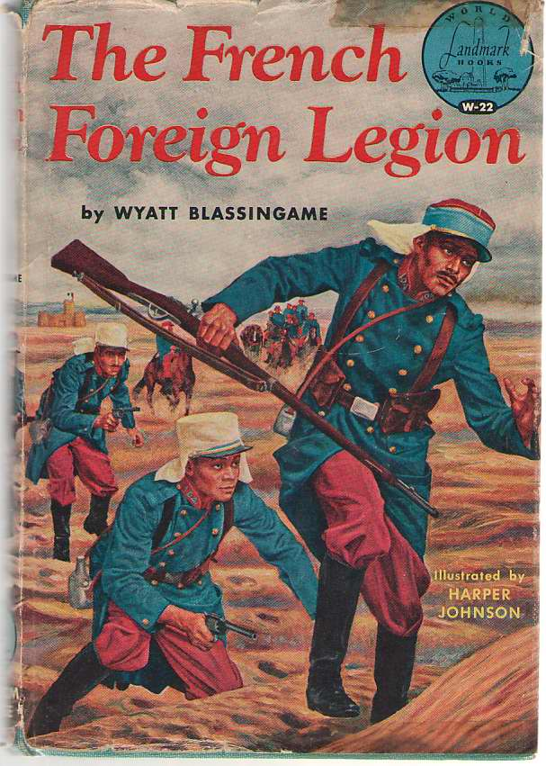 Image for The French Foreign Legion