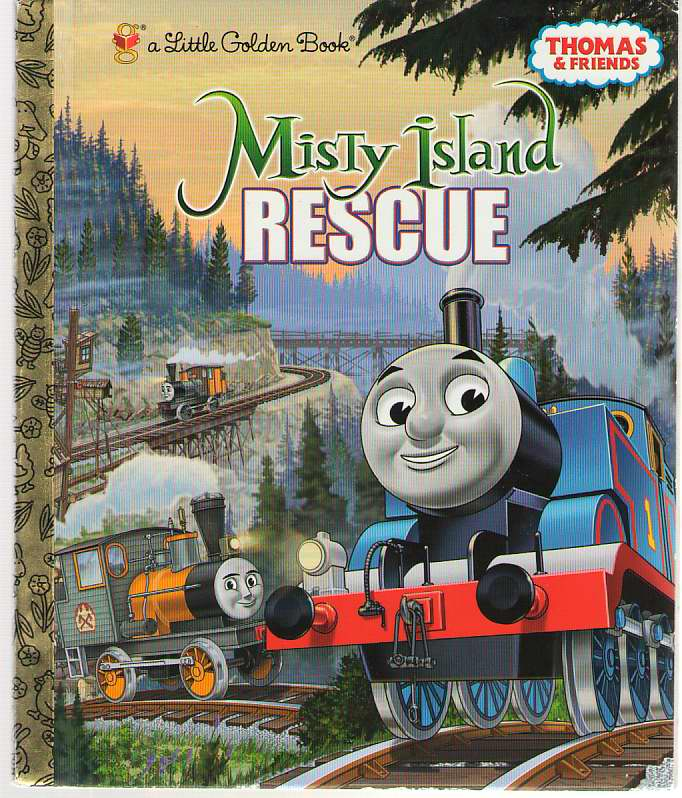 Image for Misty Island Rescue   (Little Golden Book)