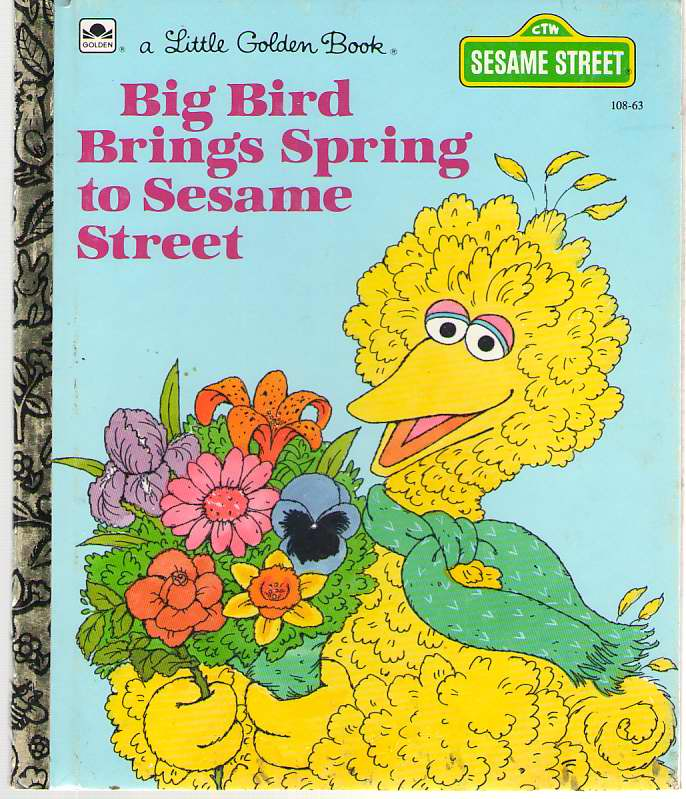 Image for Big Bird Brings Spring to Sesame Street
