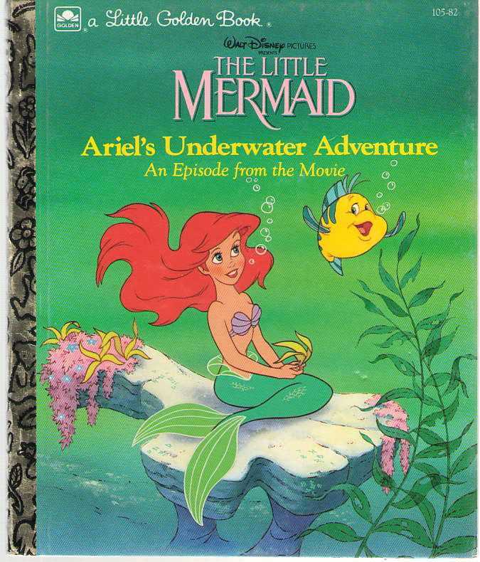 Image for The Little Mermaid  Ariel's Underwater Adventure