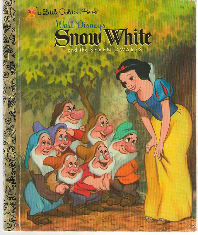 Image for Snow White and the Seven Dwarfs   (Little Golden Book)