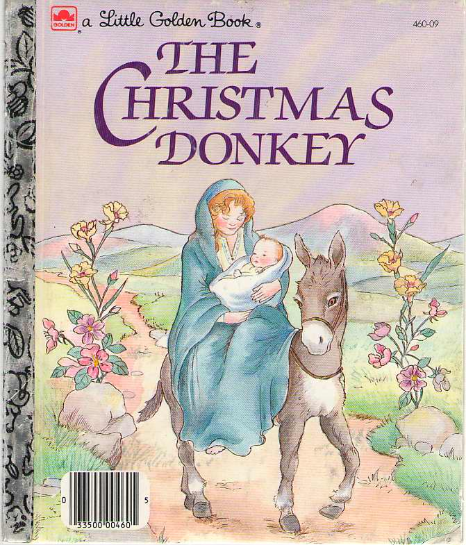 Image for The Christmas Donkey