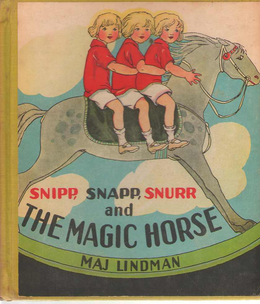 Image for Snipp, Snapp, Snurr and the Magic Horse