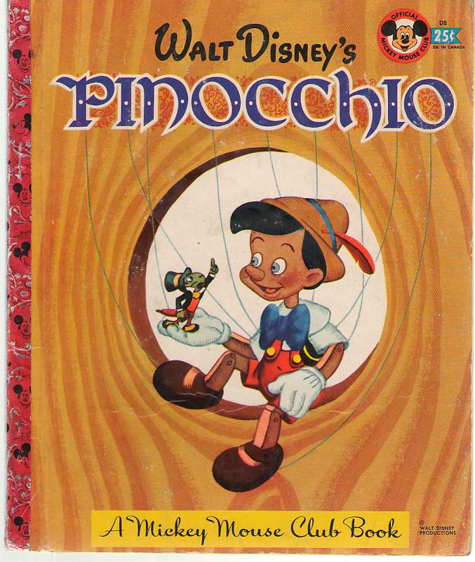 Image for Walt Disney's Pinocchio