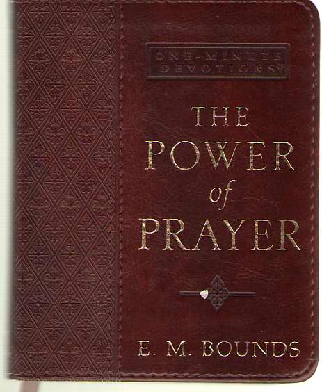 Image for The Power of Prayer  One-Minute Devotions