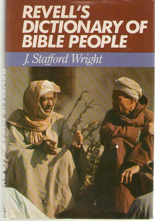Image for Revell's Dictionary Of Bible People