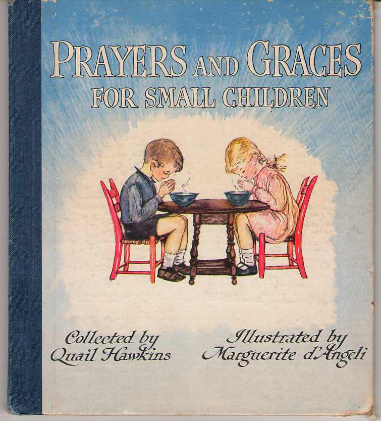 Image for Prayers And Graces For Small Children