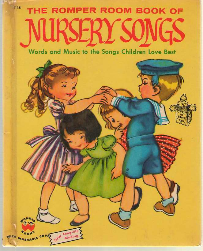 Image for Romper Room Book of Nursery Songs