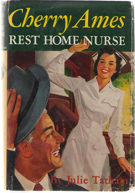 Image for Cherry Ames, Rest Home Nurse