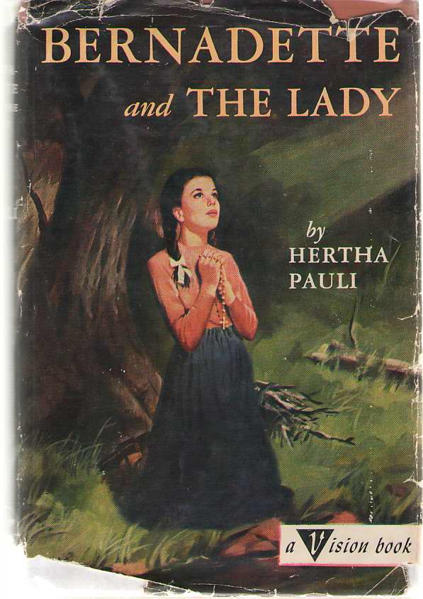 Image for Bernadette And The Lady