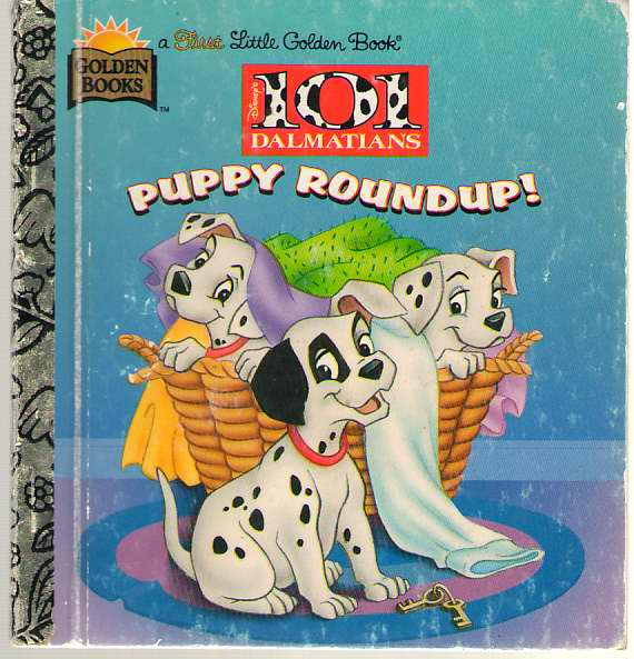 Image for Puppy Roundup!   Disney's 101 Dalmatians