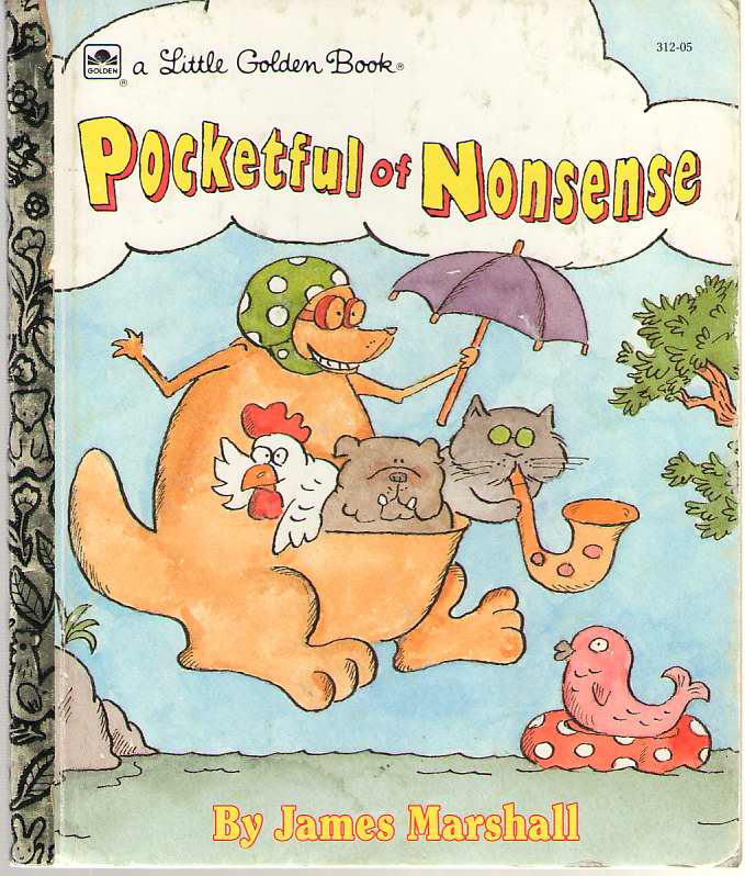 Image for Pocketful of Nonsense
