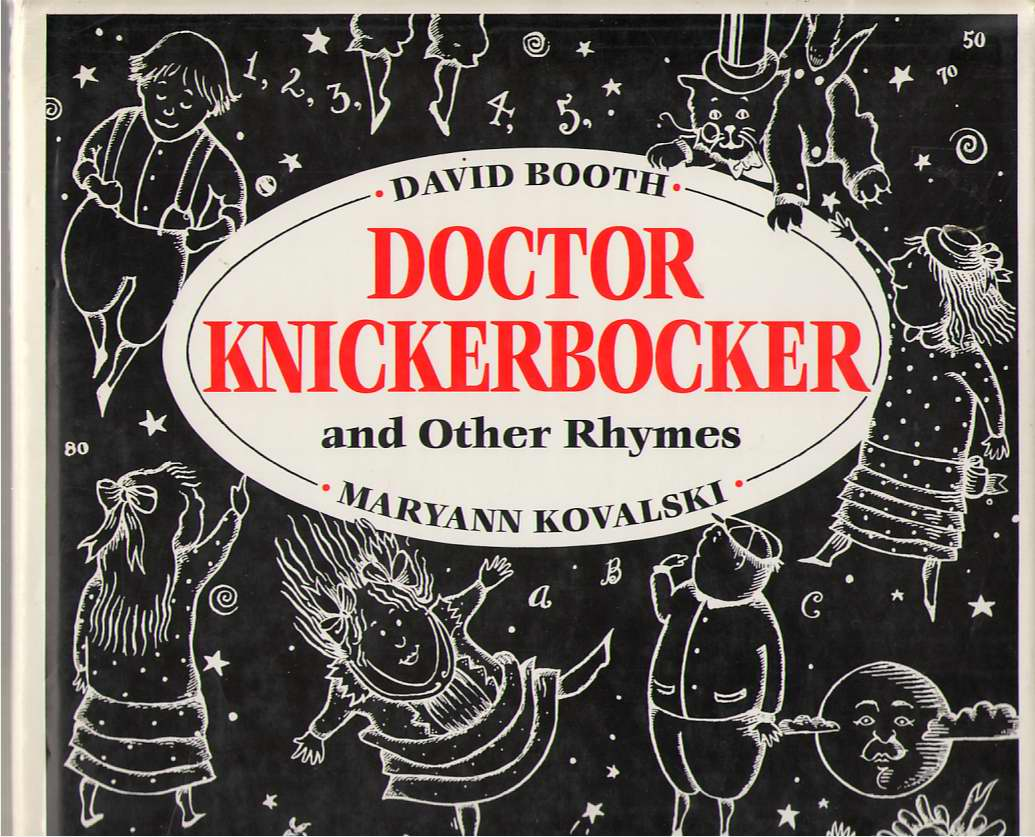 Image for Doctor Knickerbocker and Other Rhymes