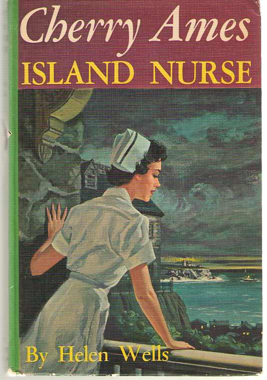 Image for Cherry Ames, Island Nurse