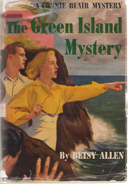 Image for The Green Island Mystery