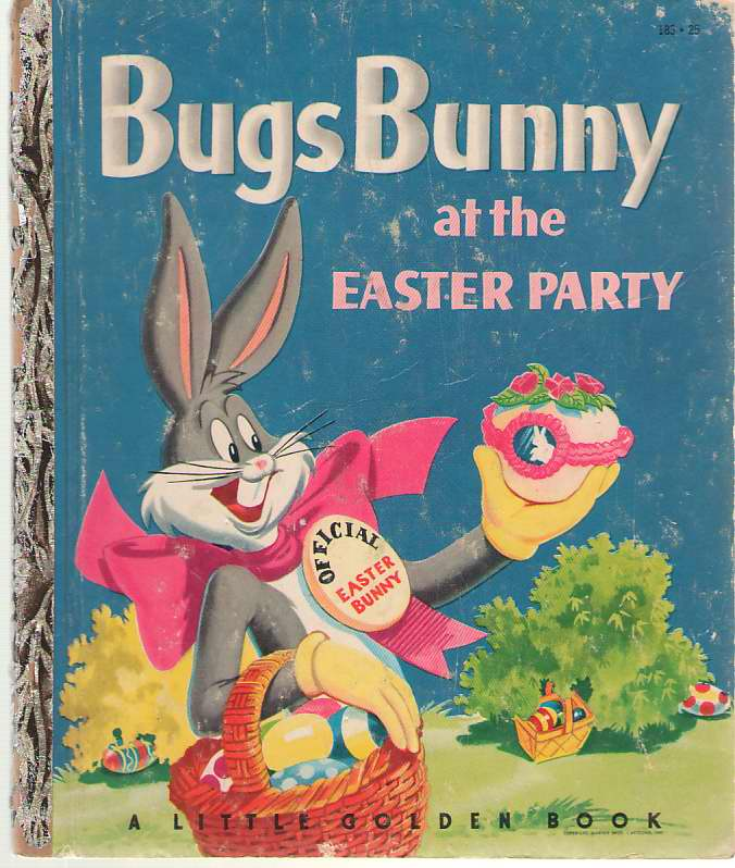 Image for Bugs Bunny At The Easter Party