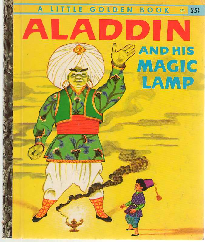 Image for Aladdin And His Magic Lamp
