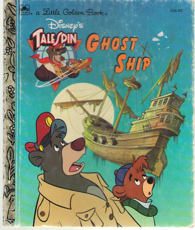 Image for Disney's Talespin Ghost Ship