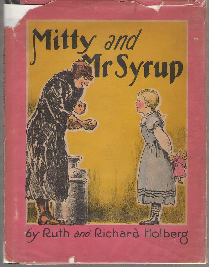Image for Mitty And Mr. Syrup